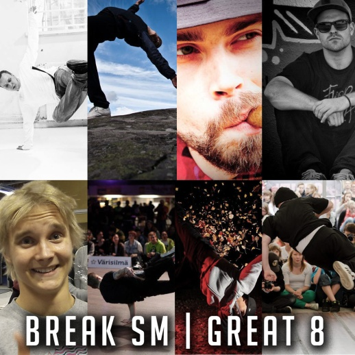 Break SM Great 8