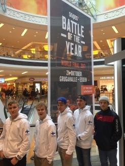 YOG team Finland