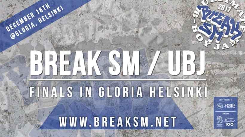 BreakSM-finaalit-2017