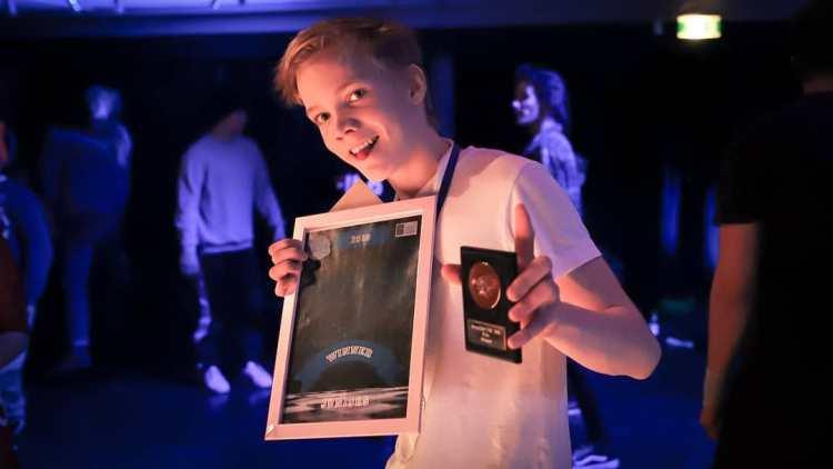 Suomen mestari on Lil Musketeer